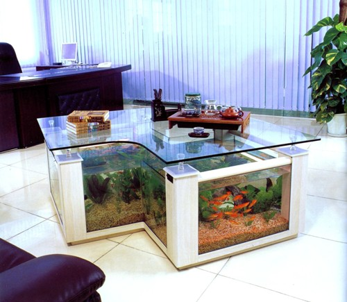 Aquarium Meja (Cityhomeconstructions)