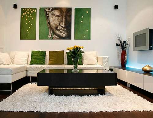 Karpet untuk desain interior ruang keluarga (Nsebsecharts)