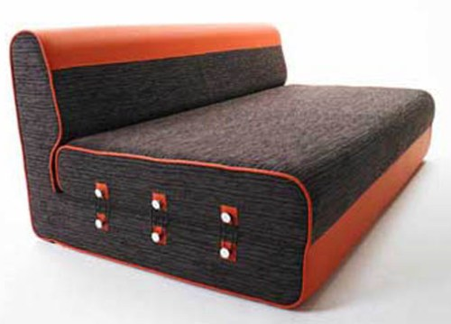 Sofa Bed Untuk Desain Interior Rumah Kecil (Makmis)