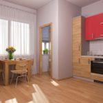 Desain Dapur dan Ruang Makan Dalam Satu Ruangan