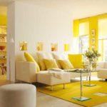 Desain Interior Rumah Idaman dengan Aplikasi Warna Kuning
