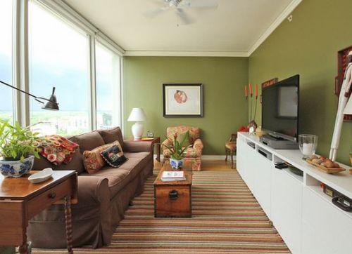 Ruang Keluarga Dengan Konsep Terbuka (Homedit)