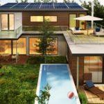 4 Contoh Desain Rumah Mewah Idaman Dengan Kolam Renang