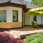 Desain Teras Belakang Rumah Untuk Hunian Minimalis