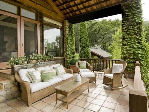 Desain Rumah Minimalis ala Green Living (Fotolia)