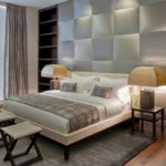 5 Headboard Kreatif untuk Interior Kamar Tidur  Minimalis