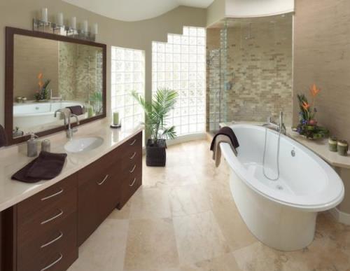 Renovasi kamar mandi rumah minimalis (Gorge)