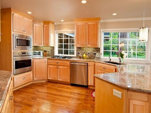 Cara memilih lantai dapur yang sesuai (Inthecreation)