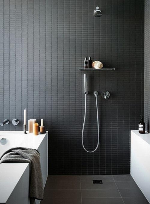 Contoh desain kamar mandi kecil dengan walk-in shower (Hdbathroomdesigner)