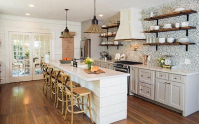 Menyiasati Dapur Sempit di Rumah Minimalis