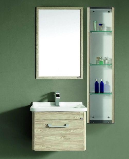 Cabinet minimalis gantung untuk kamar mandi kontemporer -Decosee
