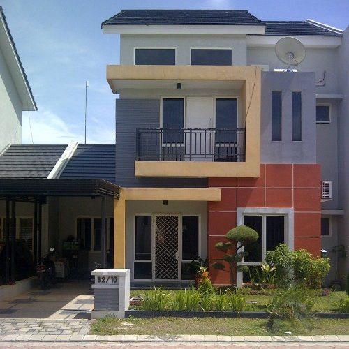 3 Desain Rumah Minimalis 2 Lantai Mewah Bergaya Urban
