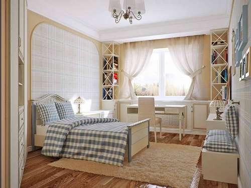 Contoh jendela pada kamar tidur (Topbedroomdesigns)