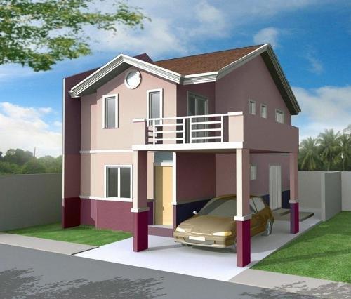 Contoh profil rumah minimalis type 60 2 lantai
