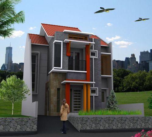 4 Contoh Rumah Minimalis Unik dan Inspiratif Untuk Anda