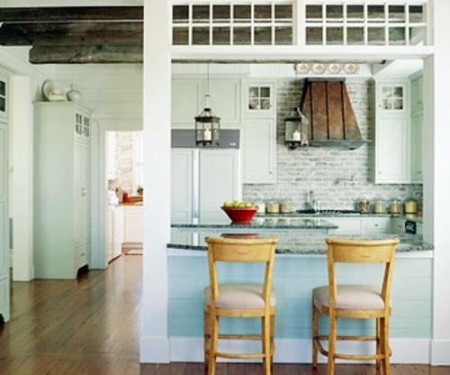 Dapur di rumah minimalis sederhana - Avso