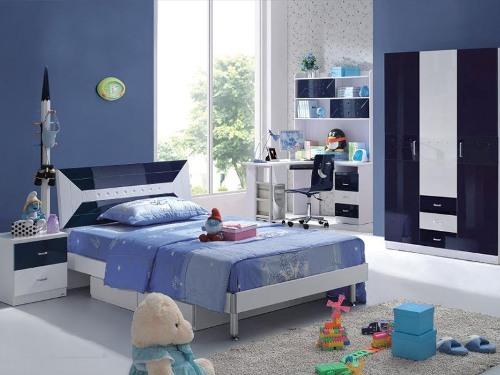 Dekorasi khas kamar anak laki-laki