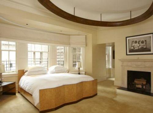 Desain Interior Kamar Tidur Artis Madonna - Bedroom.About