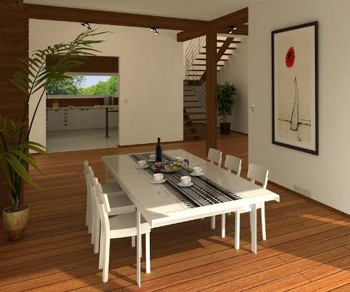 Desain Interior Rumah Minimalis dengan Tanaman Hias
