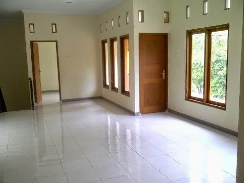Desain interior rumah dengan lantai keramik (Rumahdiy)