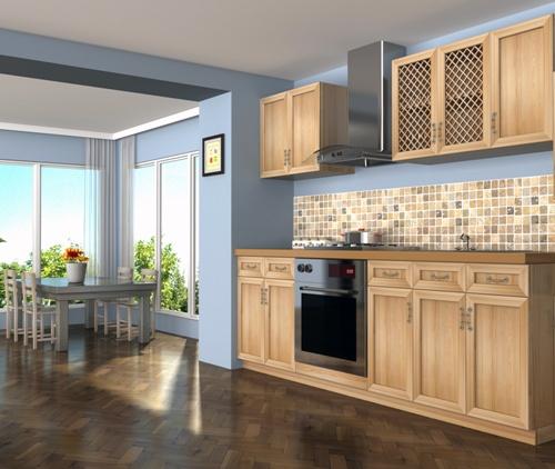 Eating corner di dapur yang menyatu dengan ruang makan - Fotolia