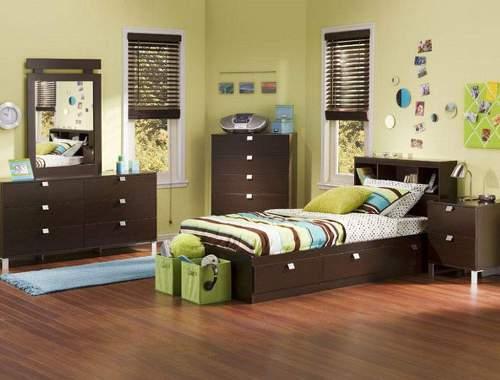 Furniture multi-fungsi untuk kamar tidur minimalis