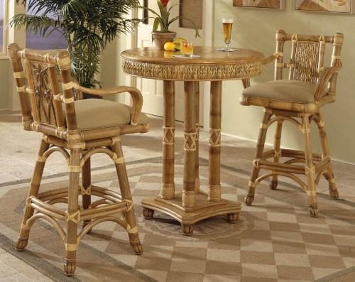 Furniture unik dari bambu (Frining)