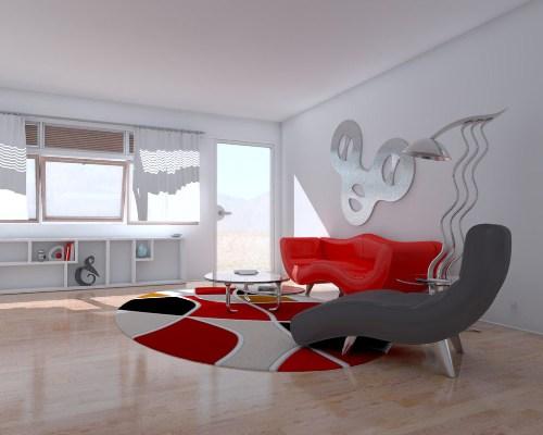 Furniture unik untuk dekorasi rumah mungil