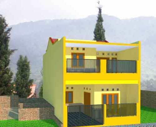Rumah Minimalis Type 21 Lantai 2 Modern Namun Murah Rumahminimalis Com