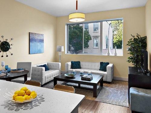 Interior rumah minimalis 1 lantai bernuansa segar