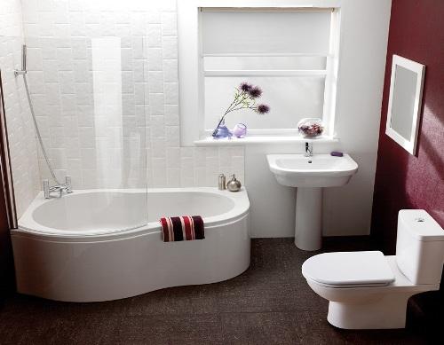 Kamar mandi rumah minimalis type 60 - Davidiqroni
