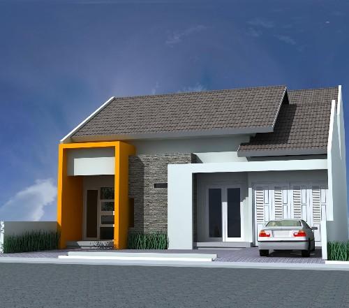 Model Rumah Minimalis 2015