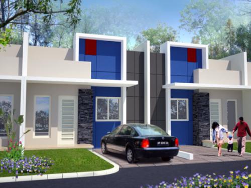 Model Rumah Minimalis Modern type 36 terbaru