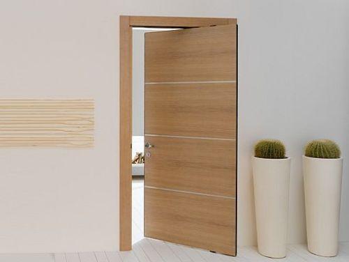 Model pintu kayu rumah minimalis