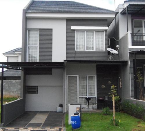 Model rumah minimalis type 36 2 lantai