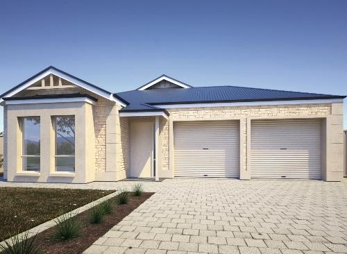 Model runcing adalah pilihan atap untuk rumah 1 lantai