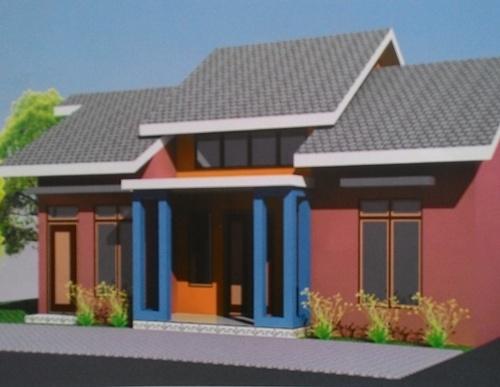 Model Teras Rumah Minimalis Dengan Konsep Natural Rumahminimalis Com