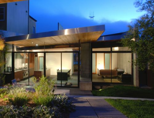 3 Desain Rumah Kaca Minimalis Modern