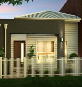 rumah kayu minimalis untuk hunian natural nan modern