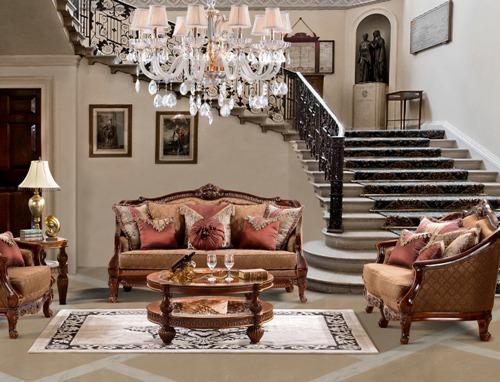 Sofa jenis upholstery untuk rumah mewah minimalis (Furniturefromhomeimages)
