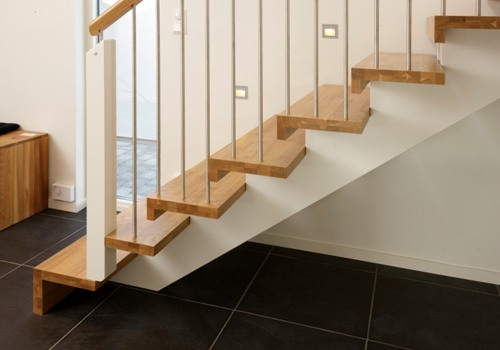 Tangga Untuk Desain Rumah Minimalis 2 Lantai Type 36 Dan 45 Rumahminimalis Com
