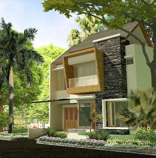 Tips memasang batu alam untuk rumah minimalis - Rumahidamantropis