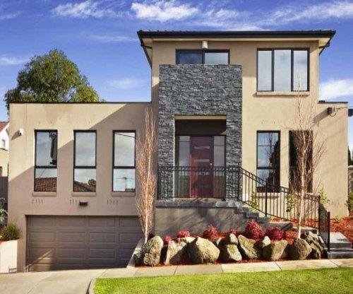 Tips merawat batu alam dinding rumah minimalis - Desaindesainrumah
