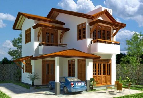 Cat Rumah Minimalis Modern Apik dengan Pilihan Warna ...