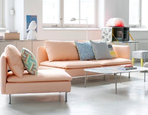Warna pastel di interior rumah minimalis - Becausenetiquettematters