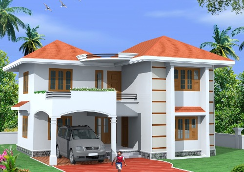 arsitek rumah minimalis modern 2 lantai