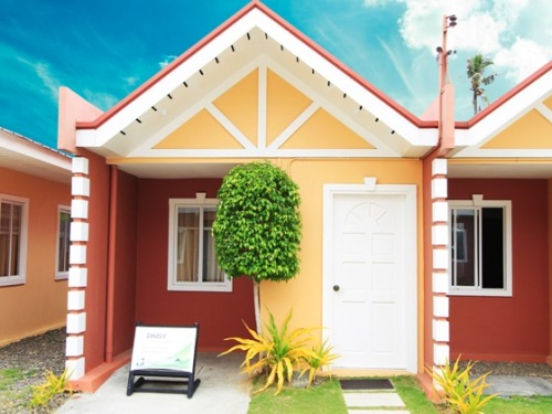 gambar rumah minimalis modern 1 lantai dengan taman
