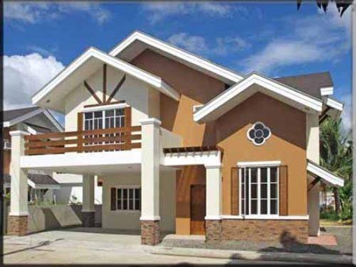 model atap rumah minimalis sederhana tipe pelana