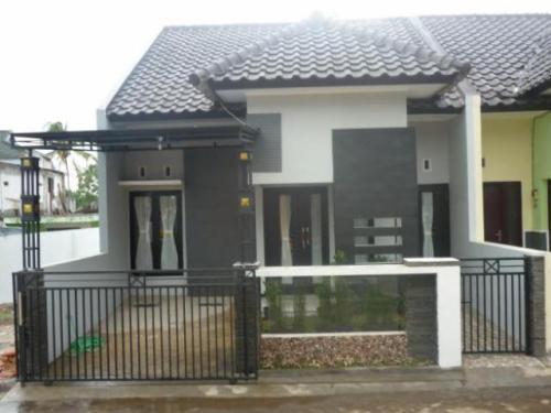 5 Contoh Rumah Minimalis Type 36 Modern - RumahMinimalis.com