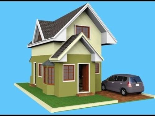 model rumah minimalis type 45-90